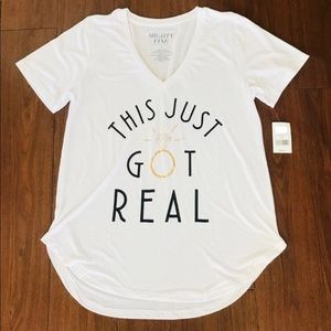 Tops - 💍Big Day T-shirt